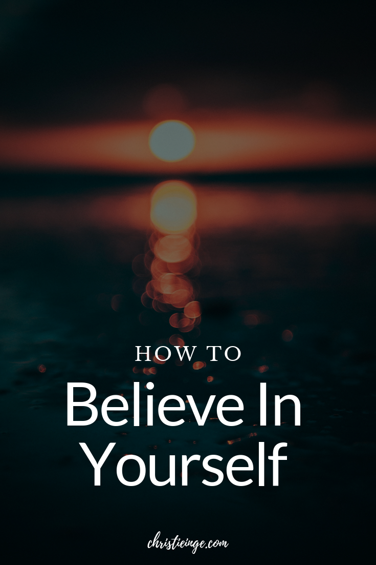If you want to make epic things happen in your life, you've got to believe in yourself. When you believe in yourself and your power to create change in your life, you are unstoppable. But you're probably wondering: How exactly do I believe in myself?In this post, I am going to give you the exact process for believing in yourself so that you can make your dreams comes true. #selfconfidence #believeinyourself #personalgrowth #intentionalliving #selflove #unstoppable #mindset